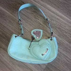 Juicy Mint Green color Shoulder Bag